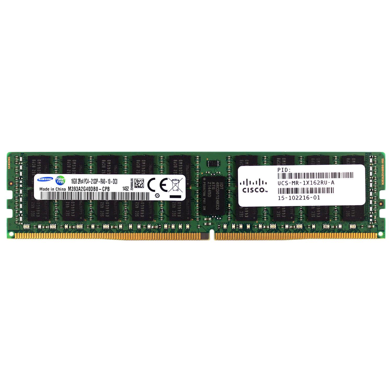 Cisco M393a2g40db0 Cpb Ddr4 Dimm 16gb 17000r 2133mhz 2rx4