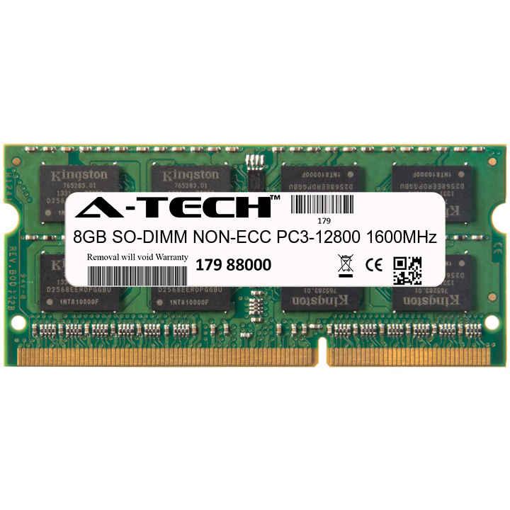 8gb Sodimm Ibm Lenovo Ideapad P500 U430 Touch Y400 Y410p